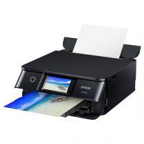 Epson Expression Photo XP-8600 Wireless MultiFunction 6 Colour Inkjet Printer (Print/Copy/Scan)