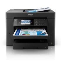 (Carton Damaged) Epson Workforce WF-7845 Wireless Inkjet Multi-Function Printer (Print/Copy/Scan/Fax)
