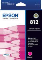 Epson 812 Standard Capacity DuraBrite Ultra - Magenta