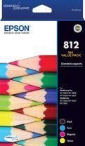 Epson 812 Std Capacity DuraBrite Ultra