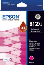 Epson 812XL HighCap DuraBrite Ultra Magenta