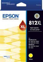 Epson 812XL HighCap DuraBrite Ultra - Yellow