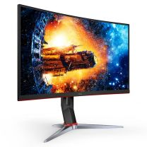 """(Manufacture Refurbished) AOC C27G2 27"""" 165Hz 1ms HAS FreeSync Curved Gaming Monitor"""