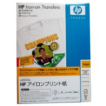 HP Iron-On Transfers-12 Sht /A4/210 X 297 Mm