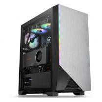 Thermaltake H550 ARGB Tempered Glass ATX Mid-Tower Case - Black
