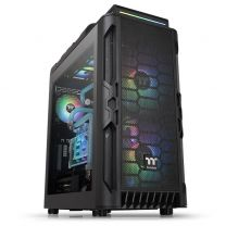 Thermaltake Level 20 RS ATX ARGB 2-Side Tempered Glass Computer Case - Black