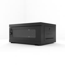 Serveredge 4RU 600mm Wide & 450mm Deep Fully Assembled Wall Mount Server Cabinet