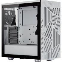 Corsair Carbide Series 275R Airflow Tempered Glass Mid-Tower ATX Case - White