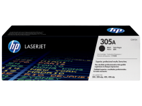 HP 305A Black Toner 2,200 Page Yield