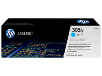 HP 305A Cyan Toner 2,600 Page Yield