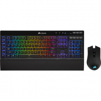 Corsair K57 RGB Keyboard & HARPOON RGB Mouse Wireless Gaming Combo