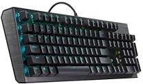 Coolermaster Masterkeys CK550 RGB 1.8m Cable Gaming Keyboard - Red Switch