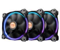 Thermaltake Riing 12 RGB High Static Pressure Fan - 3 Pack