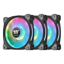 Thermaltake Riing Duo 14 RGB Radiator Fan TT Premium Edition (3 Pack)