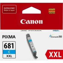 Canon CLI681XXLC Cyan Ink Cartridge