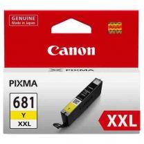 Canon CLI681XXLY Yellow Ink Cartridge