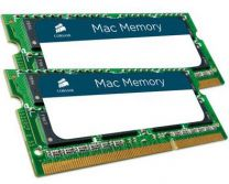 Corsair 8GB (2x 4GB) DDR3 1333MHz SODIMM Memory for Mac (CMSA8GX3M2A1333C9)