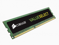 Corsair Value Select 4GB (1x4GB) DDR3-1600MHz CL11 DIMM Memory