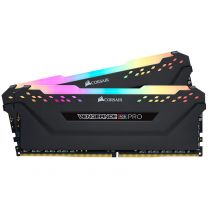 Corsair Vengeance RGB Pro 16GB(2x8GB) DDR4-3200 RAM - Black