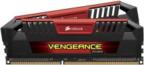 Corsair Vengeance Pro 16GB(2x8GB) DDR3-1600 RAM Memory- Red