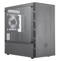 Cooler Master MasterBox MB400L Tempered Glass Micro-ATX Case