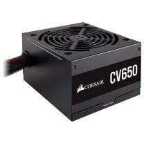 Corsair CV Series 650 Watt 80 Plus Bronze Certified ATX Power Supply