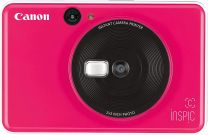 Canon Inspic C Instant Photo Paper Camera - Pink