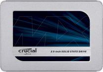 "Crucial MX500 500GB 2.5"" 3D NAND SATA Internal SSD"