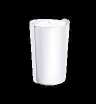 TP-LINK Deco X90 Tri-band (2.4 GHz / 5 GHz) Wi-Fi 6 (802.11ax)--White