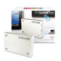 """Vantec 2.5"""" SATA USB3.0 Wi-Fi Enclosure"""