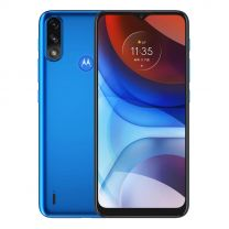 "Motorola E7 Power 6.51"" 2GB/32GB 5000 mAh VF Mobile Phone - Tahiti Blue"