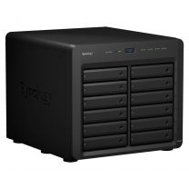 Synology DS2419+ 4GB(4GBx1) DiskStation 12-Bay NAS