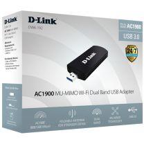 (Ex-Demo) D-Link DWA-192 AC1900 Dual Band Wi-Fi USB 3.0 Adapter