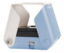 TOMY KiiPix Portable SmartPhone Picture Printer - Sky Blue