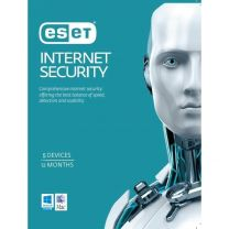 ESET Internet Security OEM Retail Card - 5 Devices 1 Year
