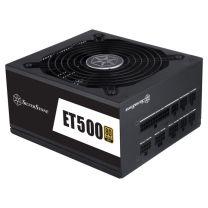 SilverStone Essential 500W 80+ Gold Modular Power Supply