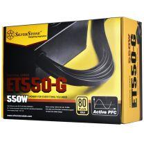 SilverStone 550W Essential 80 Plus Gold Certified Non-Modular Power Supply
