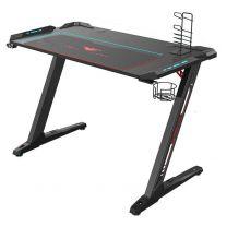ONEX Eureka Ergonomic Z1-S Gaming Desk - Black