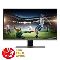"(Carton Damaged) BenQ EW3270U 31.5"" VA HDR FreeSync USB-C Dual HDMI DP Eye-care 4K gaming Monitor"