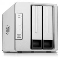 TerraMaster F2-422 Tower Intel Celeron 2-Bay Intel NAS QC - 4GB