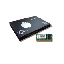 G.Skill DDR3-1066 4GB Single Channel Mac SODIMM