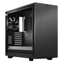 Fractal Design Define 7 E-ATX Solid Window Case - Gray