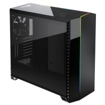 Fractal Design Vector RS Blackout Dark Tempered Glass RGB Mid-Tower E-ATX Case
