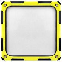 Silverstone FF124BY 120mm Fan Filter - Black/Yellow