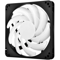 SilverStone FN123 120mm Case Fan, Slim Profile of 15mm Thickness