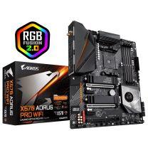 Manufacturer Refurbished Gigabyte X570 AORUS PRO WIFI AMD X570 ATX Motherboard