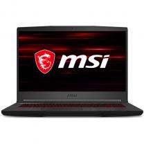 "MSI GF65 Thin 15.6"" FHD 144Hz Gaming Laptop, 10th Gen i7-10750H,16GB RAM,512GB SSD, GeForce RTX 3060, Windows 10 Home"