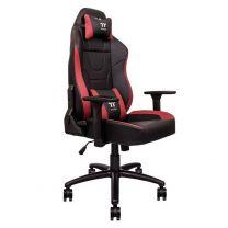 Thermaltake Gaming U Comfort Office/Gaming Chair - Black/Red