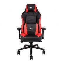 Thermaltake X Comfort Gaming Chair - Black/Red