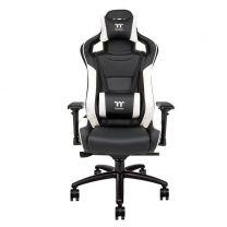 Thermaltake X Fit Gaming Chair - Black/White